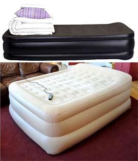 Чем заклеить надувную кровать