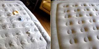 Где заклеить надувной матрас