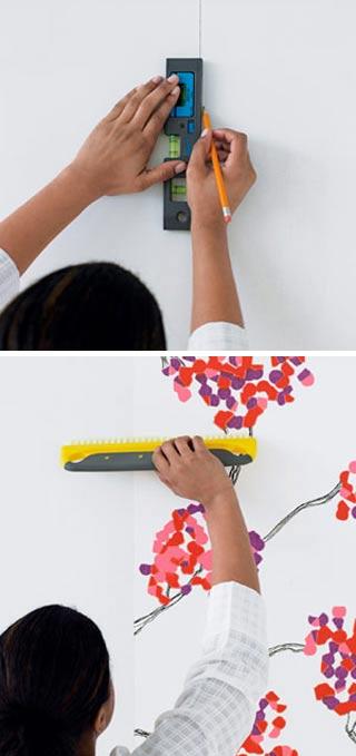 как клеить бумажные обои встык