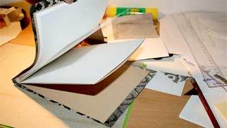 Как склеить книгу своими рукам