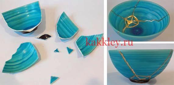 Чем можно склеить керамику