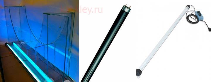 Какую УФ лампу покупать для фиксации клея