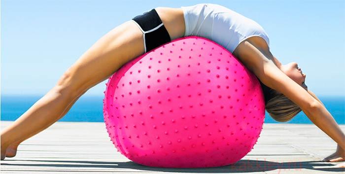 Можно ли заклеить дырку в гимнастическом мяче