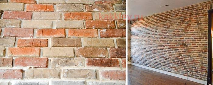 Инструкция по укладке гипсового кирпича на стену