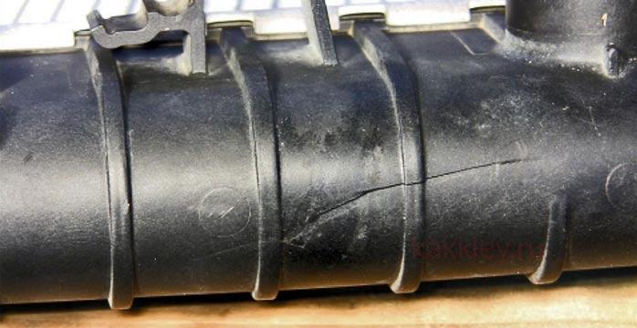 Инструкция как запаять части радиатора автомобиля