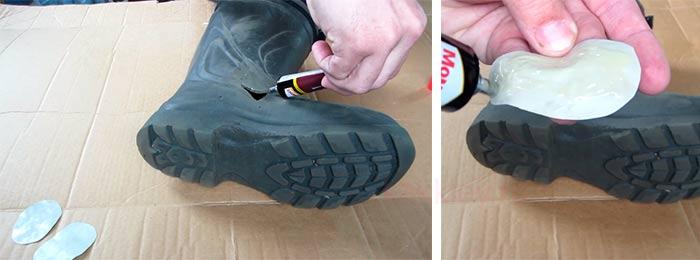 Как клеить обувь в домашних условиях 182
