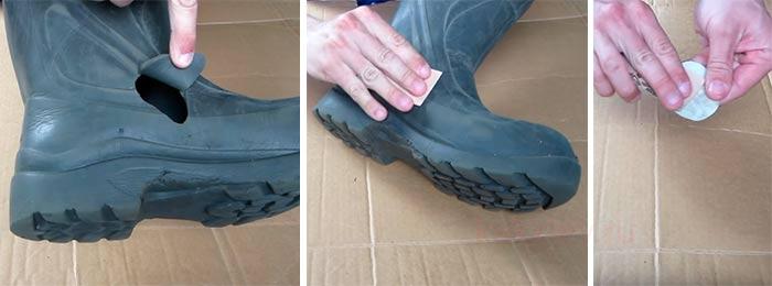 Как клеить обувь в домашних условиях 699