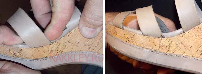 Как клеить обувь в домашних условиях 452