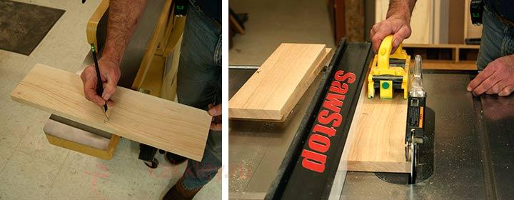 Инструкция как склеивать мебелный щит