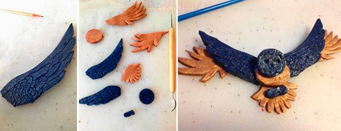 Как применять клей для полимерной глины