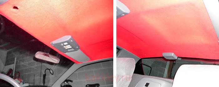 Замена автоковролина в машине
