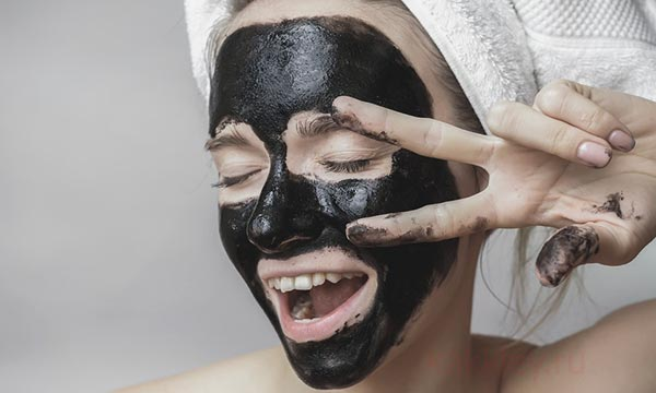 Как сделать черную маску дома