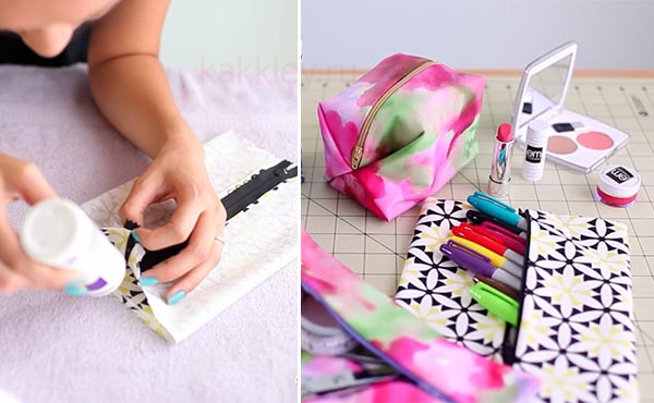 Инструкция по работе с клеем для ткани