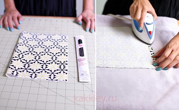 Как пользоваться клеем для ткани